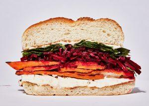 Nutritious veg sandwiches