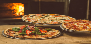 We offer a variety of Pizza Options at our fine dine.