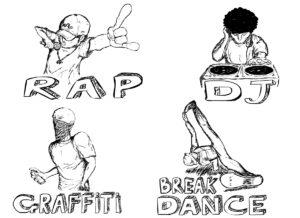 Chinese hip hop artist