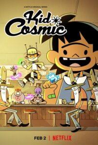 Netflix's Kid Cosmic
